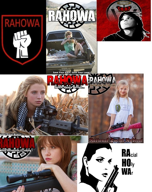 Montage of Women and RaHoWa